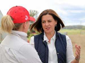 LNP calls for inquiry into Queensland bushfires
