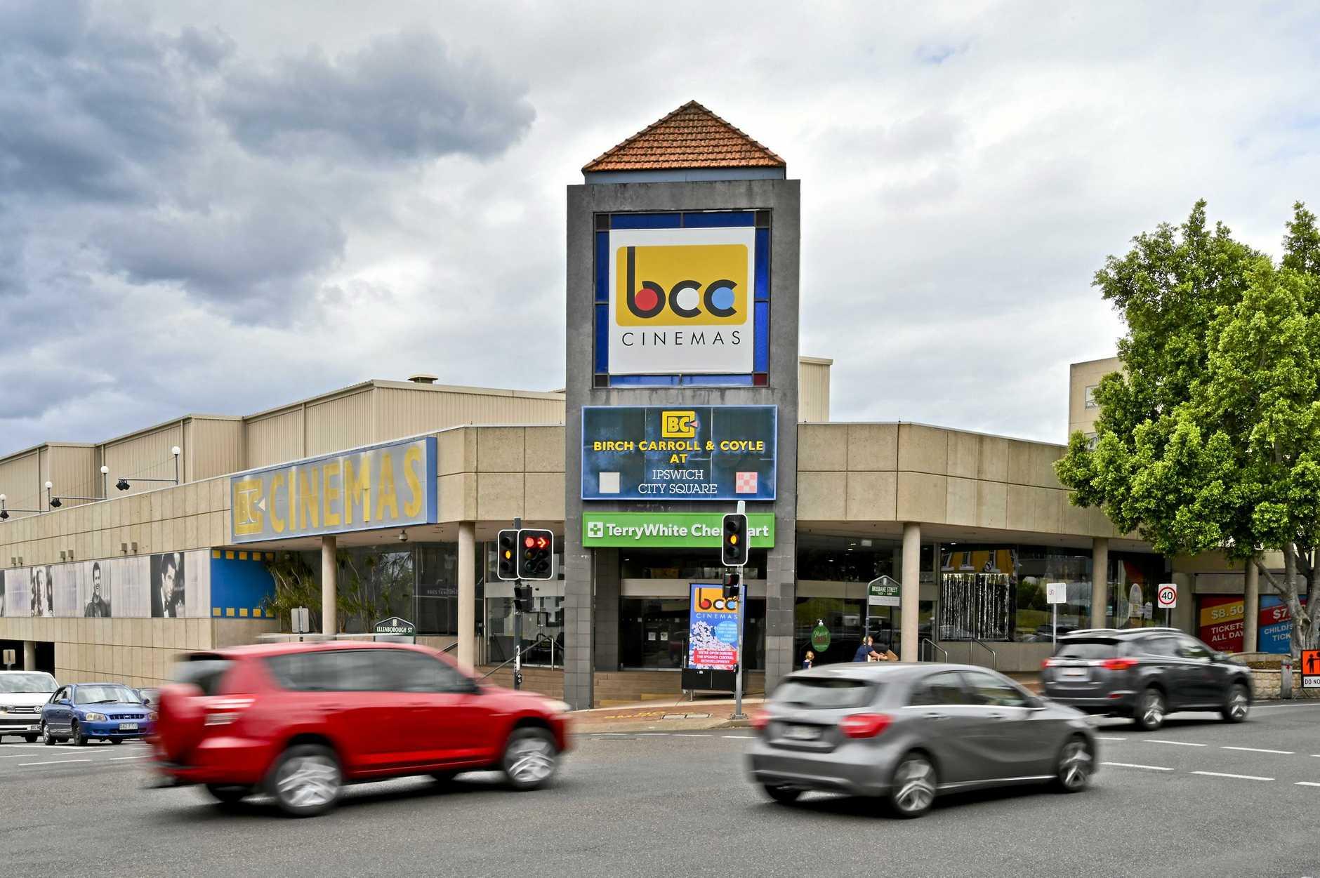 BCC Cinema Ipswich.