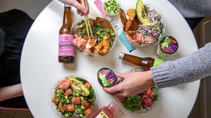 SUKI Poke Bowls is opening its first Sunshine Coast restaurant at Stockland Birtinya tomorrow.