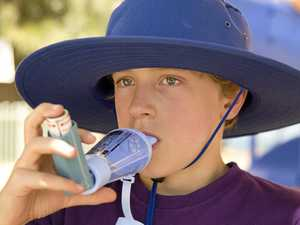 No break over holiday period for asthma sufferers