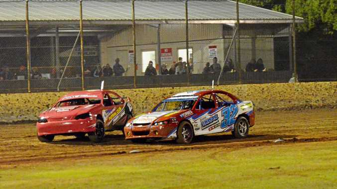READY TO RACE: Saturday will be the final opportunity for modified sedans to race ahead of the Kings Royal.