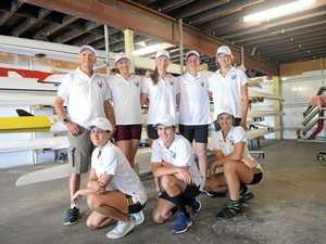 Row with it: New heights for Bundy Rowing Club