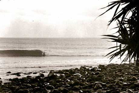 Noosa National Park, early 1970s.
