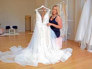 New bridal lounge is tailored for Toowoomba shoppers