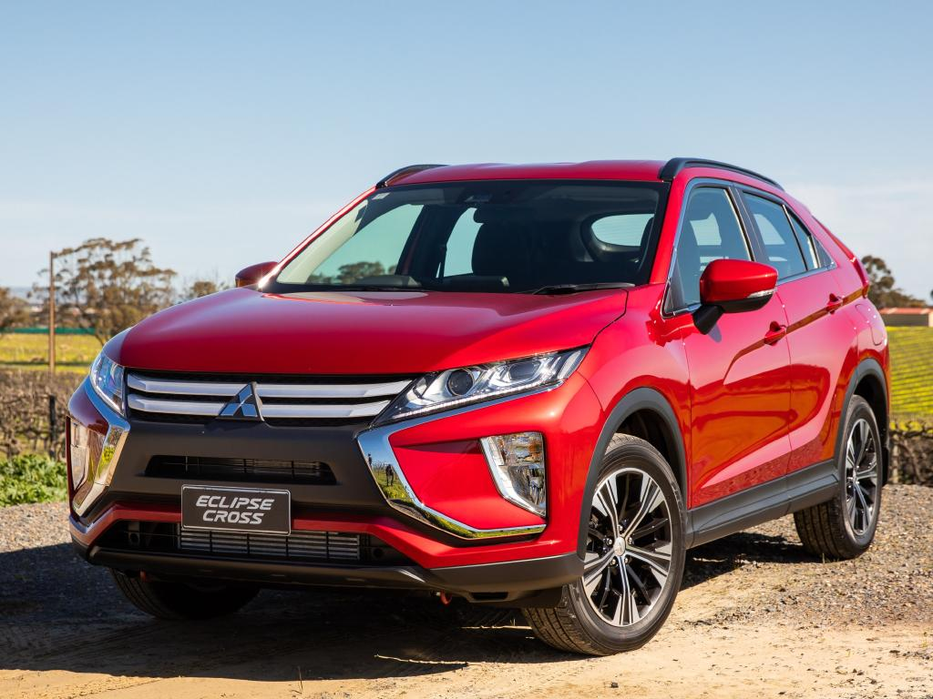 Mitsubishi Eclipse Cross: Save about $2500