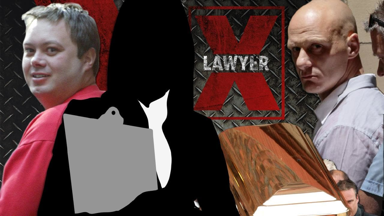 Lawyer X: The man in the golden coffin   Observer