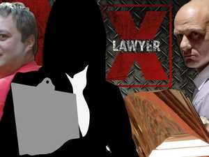 Lawyer X: The man in the golden coffin