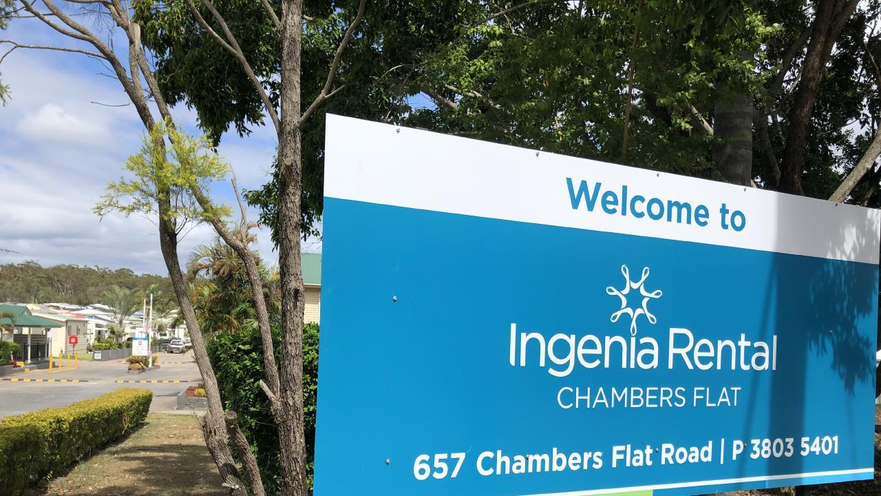 Ingenia Rental at Chambers Flat.