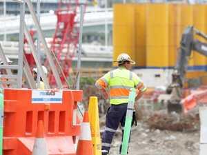 Concrete demand surges