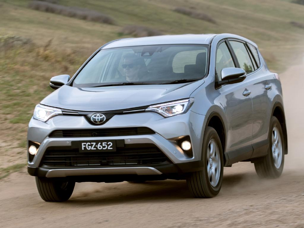 Toyota RAV4 GX: $31K on the road, with no rego or dealer costs
