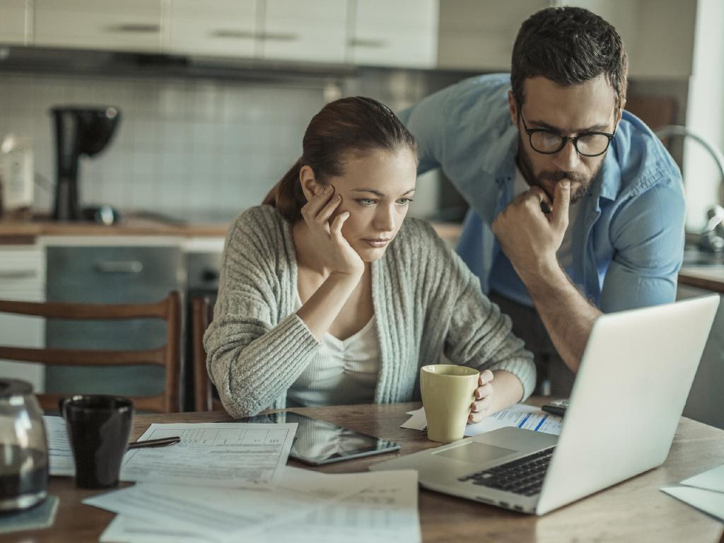Ideally, Australians should have two to three months of living expenses worth of savings tucked away. Picture: istock