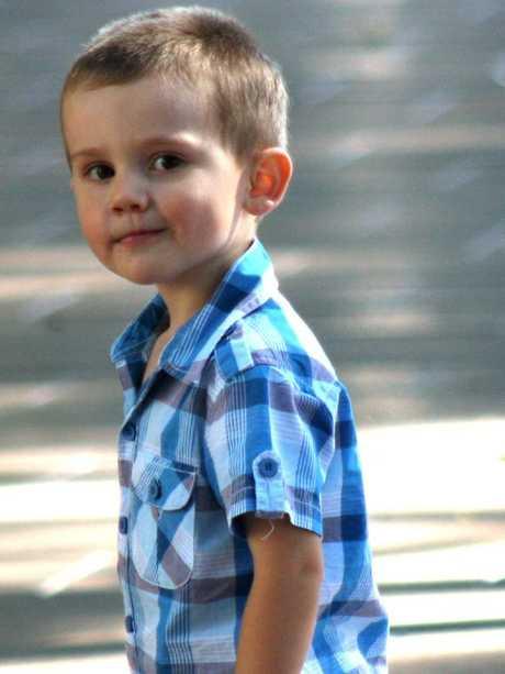 William Tyrrell vanished aged three.