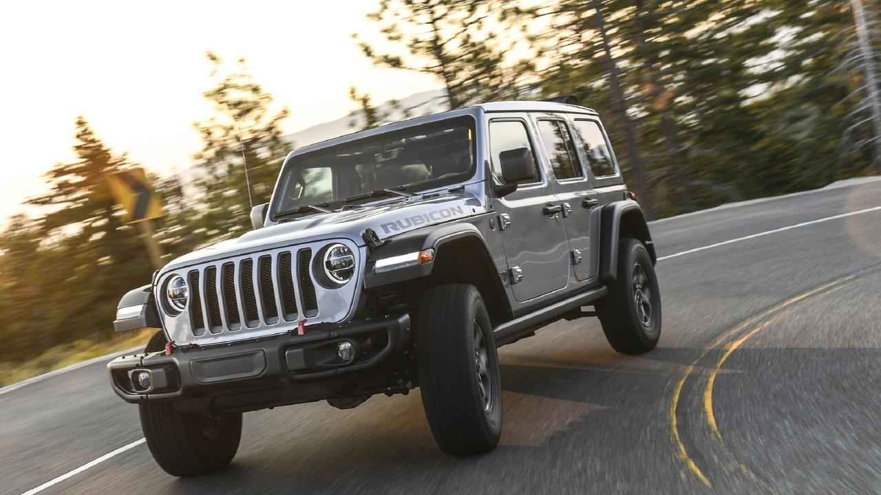 The Wrangler will arrive in Australia in the first quarter of next year. Picture: Supplied.