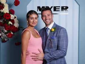 Kris Smith shares baby news with fans