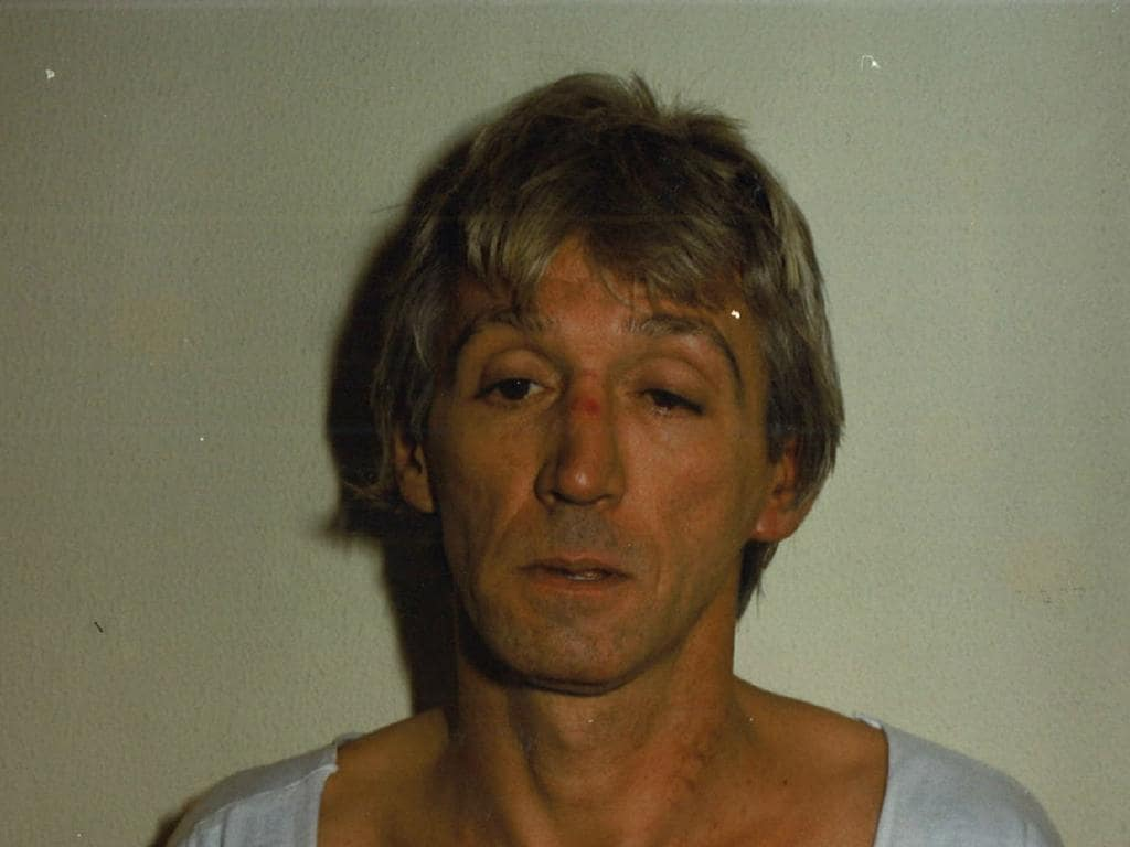 Suspected Hodson gunman Rodney Collins, who died this year.
