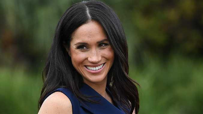 Meghan Markle revealed which women have inspired her throughout her life. Picture: AAP Image/Julian Smith
