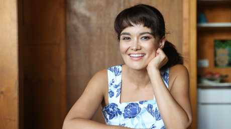 Yumi Stynes hosted the single episode documentary which set out to explore the question of whether Australia is sexist. Picture: Richard Dobson