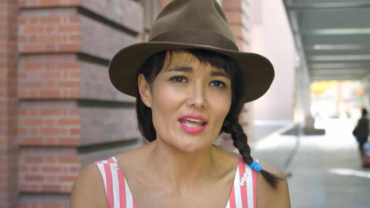 Yumi Stynes in SBS documentary Is Australia Sexist? Picture: Supplied