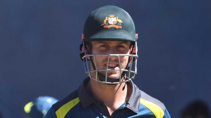 Australia must invest in Mitch Marsh, says Michael vaughan. Picture: AAP