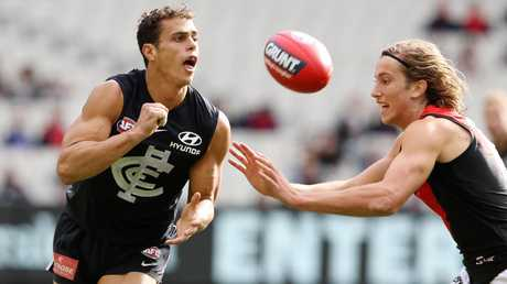 Ed Curnow says he's excited to see the Blues turn things around in 2019. Picture: Michael Klein