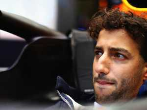 Sleep-deprived Ricciardo's frank admission