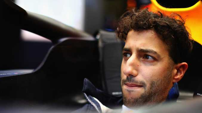 Daniel Ricciardo admitted he struggled with his decision to leave Red Bull.