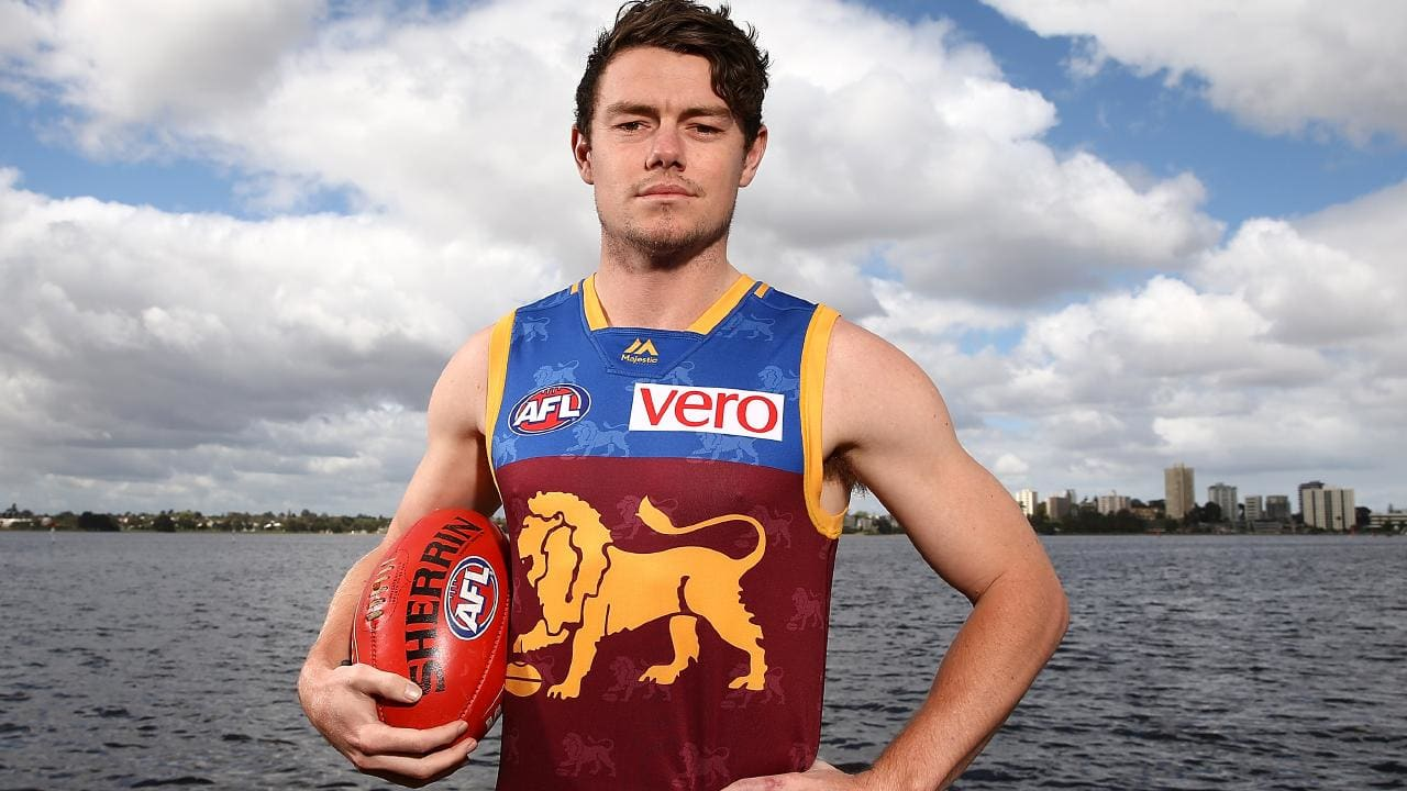 Lachie Neale could step straight into Brisbane's leadership group. Picture: Getty