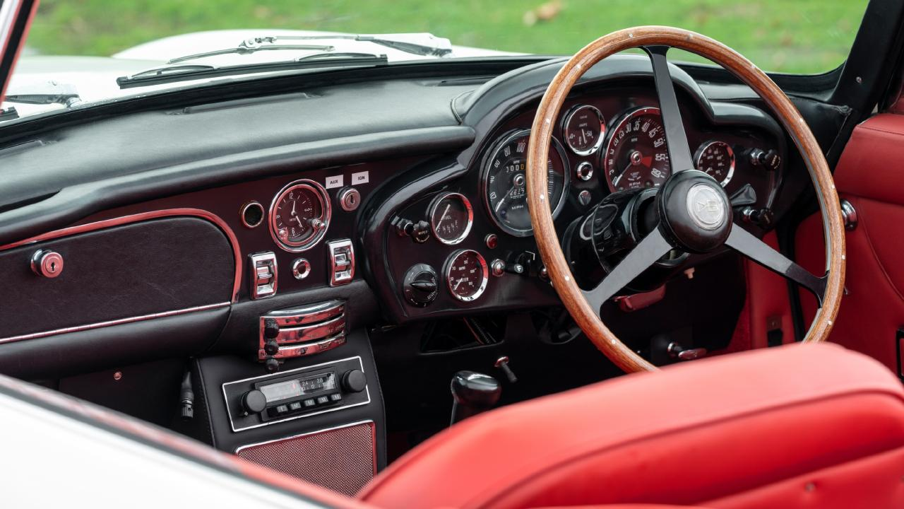 The only interior change is the addition of a discreetly placed screen to monitor the electric power flow.