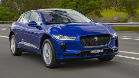 The Jaguar I-Pace is the first serious rival to Tesla.