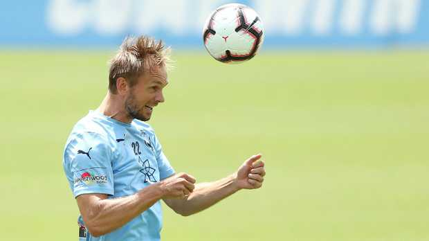Siem De Jong is set to return for Sydney FC.