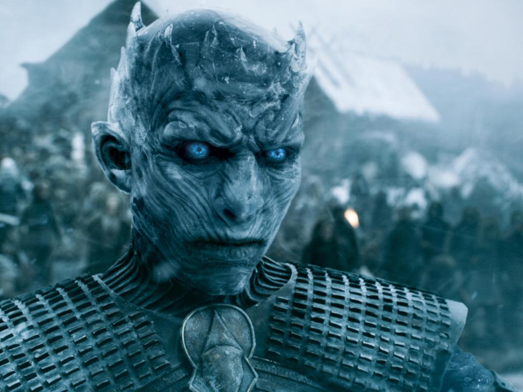 The Night King is hellbent on killing everyone. Picture: HBO
