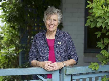 Lyn Dawson's sister Pat Jenkins.