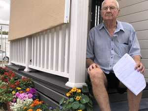 'No grounds' law used to evict 90-year-old