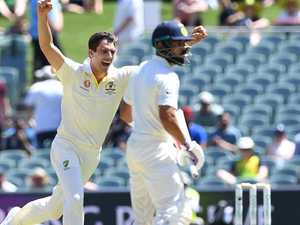 India four down at lunch as quicks run riot