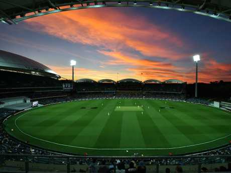 There will be no day-night Test cricket in Adelaide this season