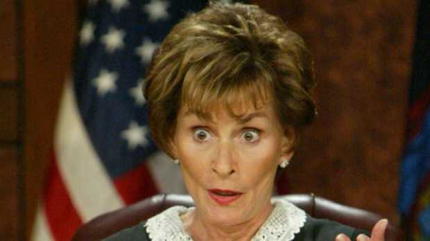 Judge Judy was named by Forbes as the highest-paid TV host in 2018.