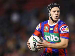 Give me the ball: The job Ponga wants back for Knights