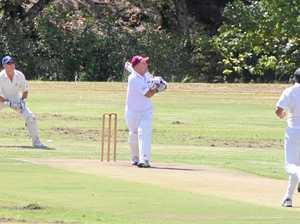 Popularity of veterans cricket hits sport for six
