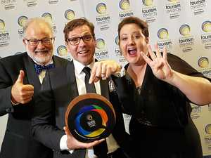 Top tourism award up for grabs after carnival's big win
