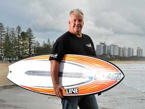 Elkerton fondly recalls mighty career in surf