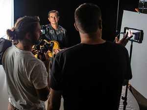 'I've waited so long': Musician starts career behind camera