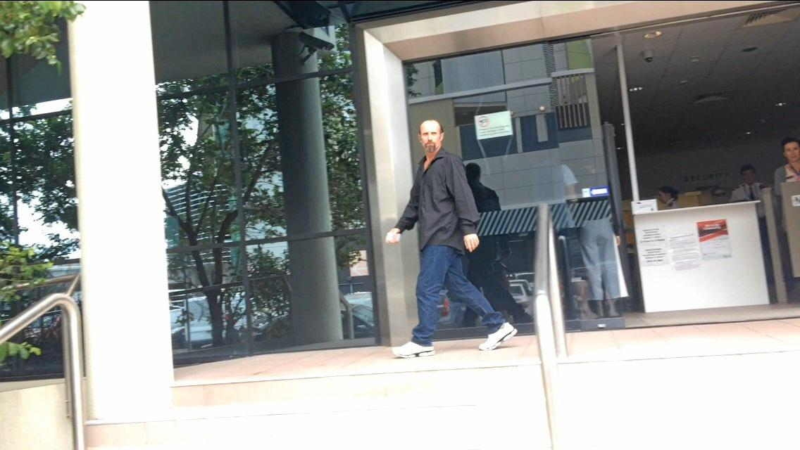 Dean Anthony Vincent Maxworthy, 46, fronted Maroochydore Magistrates Court this morning charged with nine offences allegedly in connection with a Landsborough drug lab.