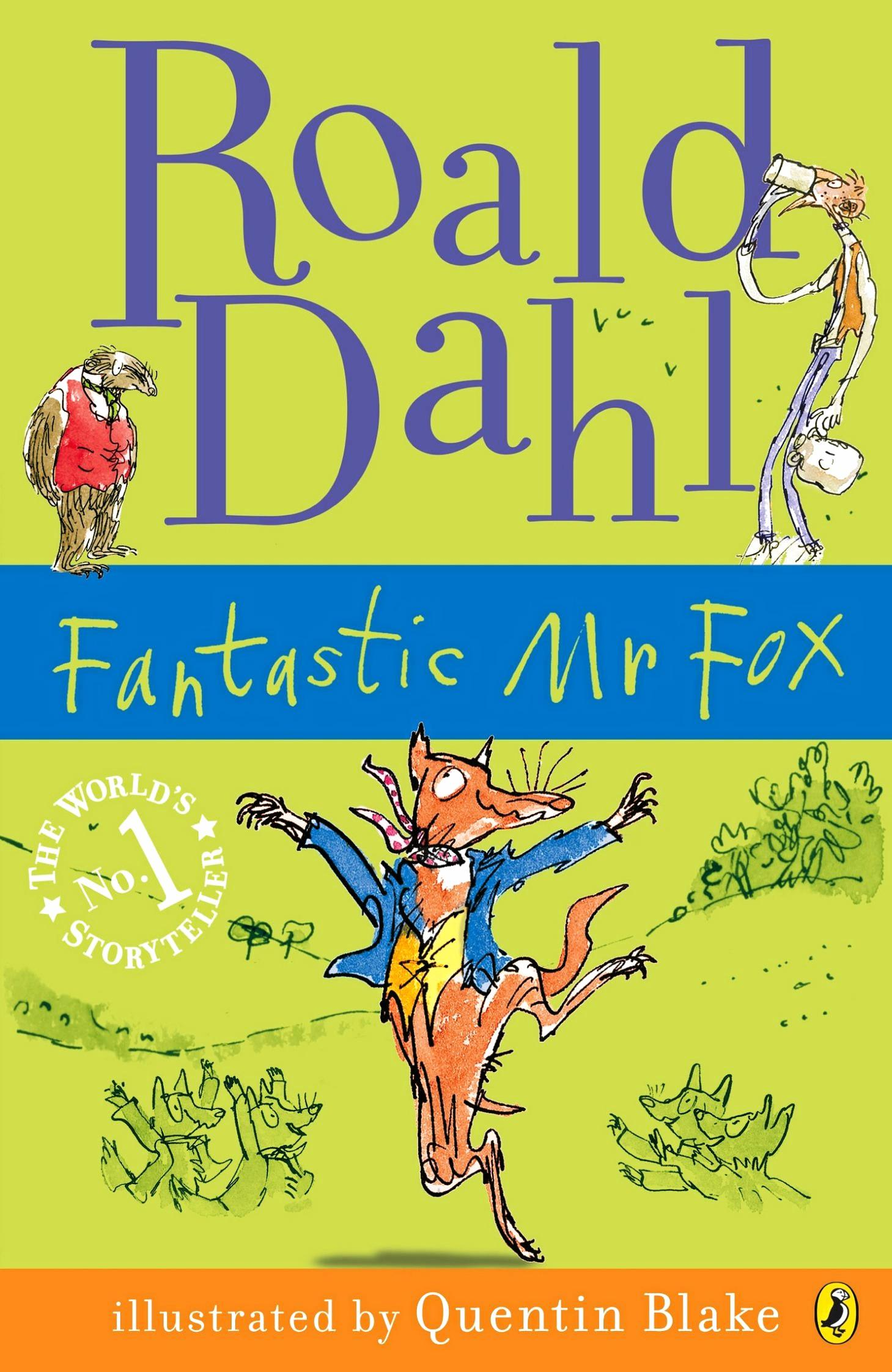 In many cultures, the fox appears in folklore as a symbol of cunning and trickery, or as a familiar animal possessed of magic powers.  Foxes have also become popular characters in books, TV shows and films.   Pictured: Roald Dahl's Fantastic Mr Fox.   Photo Contributed