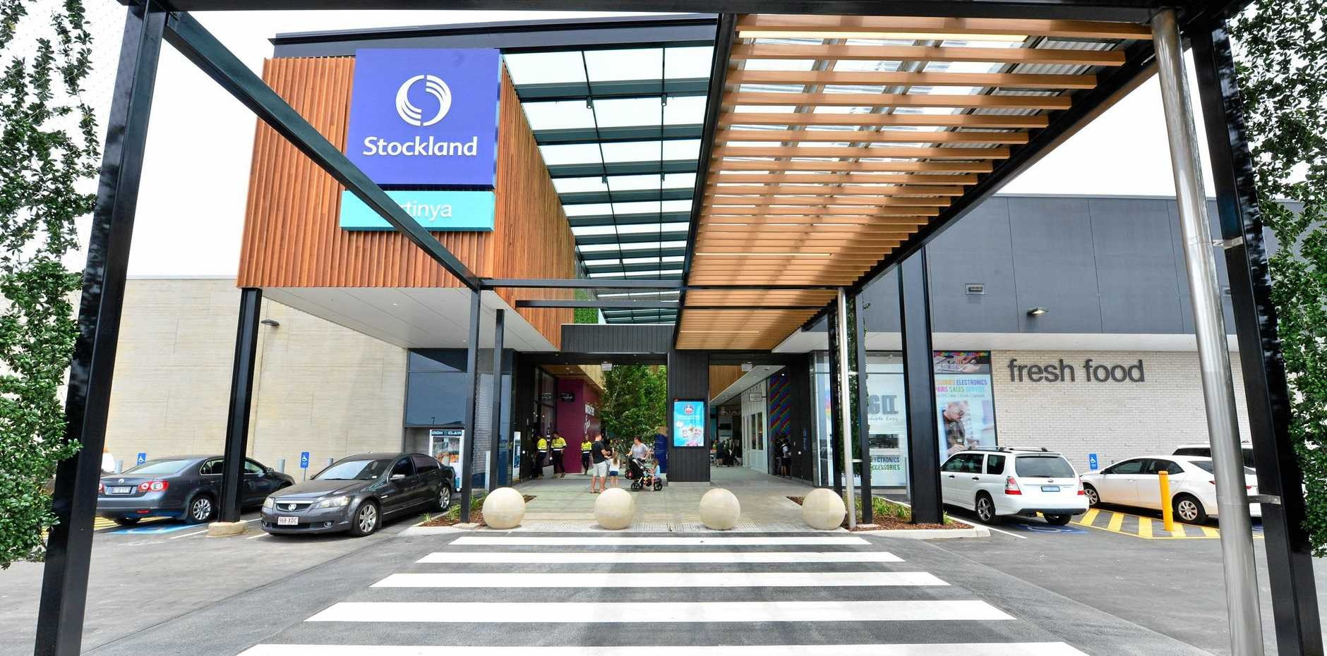 Stockland's Birtinya Shopping Centre has had a successful opening launch day.