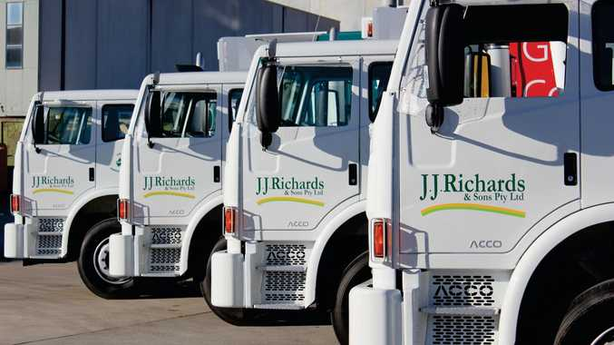 SERVICING LOCALS: JJ Richards and Sons have extended their oil collection service to the Murweh shire.