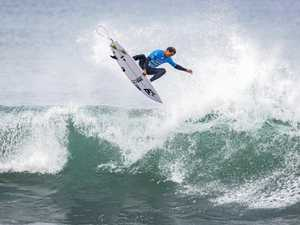 Soli set to surf with the big boys