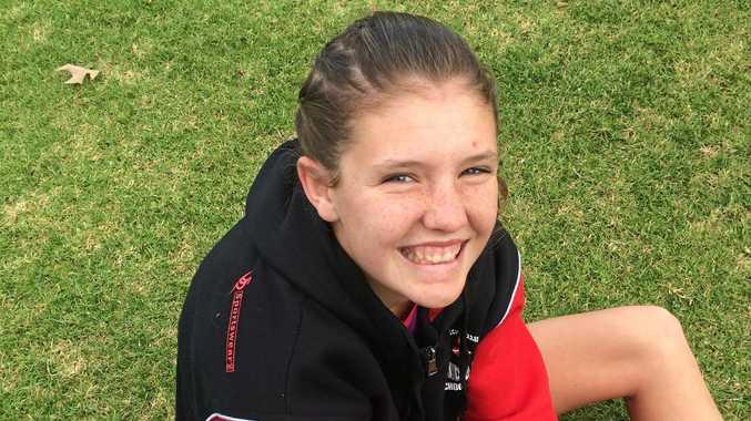 SCORING GOALS: Taylor Watt is achieving in Brisbane.