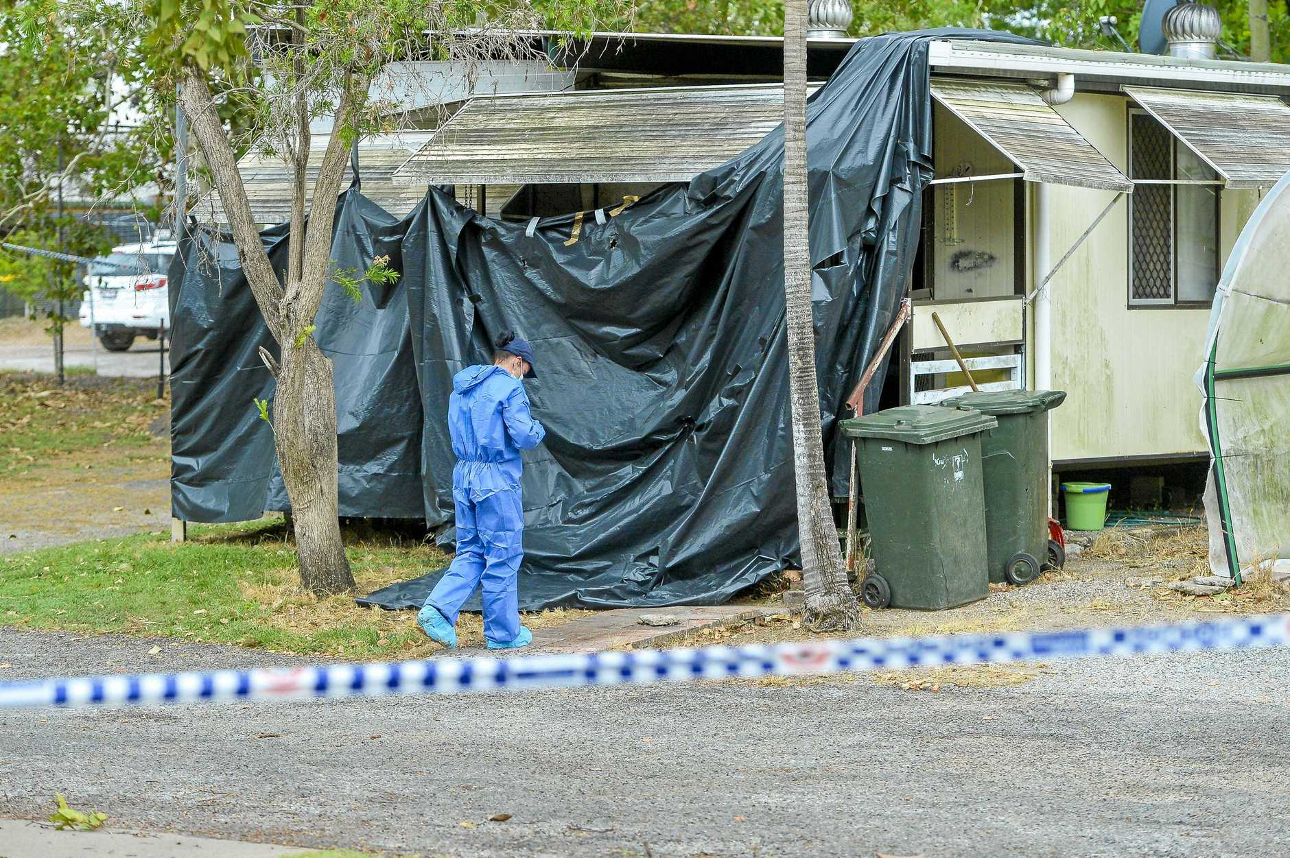 Police are investigating after two suspected deaths took place at Calliope Caravan Park, late on Thursday afternoon, 6 December 2018.