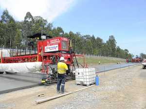 Queensland holidays impact highway work