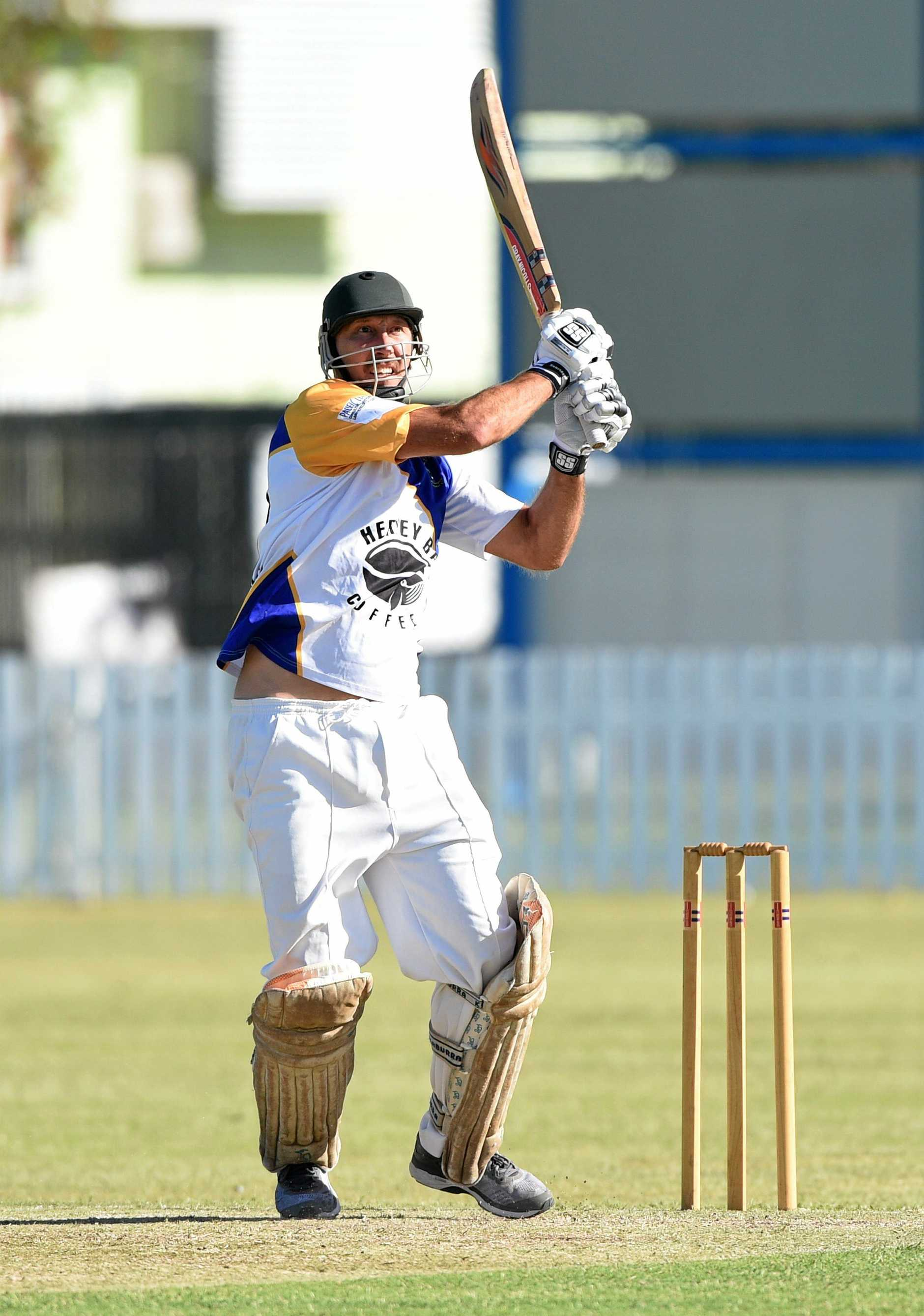 SMASHERS: Bushrangers batsman Brent Dean is the only A-grade player to have scored a century this season. Can he replicate that form when the T20s start?